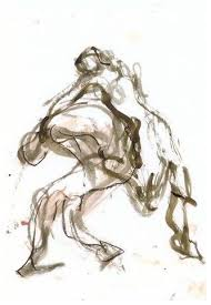 Image danse contact